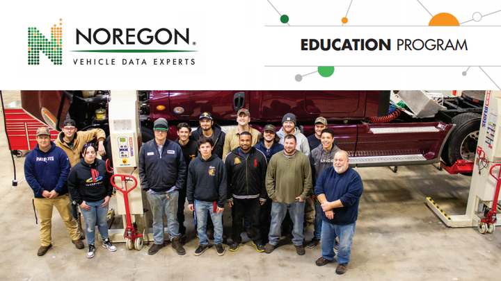 Noregon has announced updates to its flagship JPro Professional diagnostic and repair tool and TripVision asset management products and also revealed plans for a technician education program.