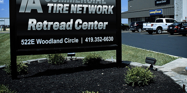TravelCenters of America has opened its first retread location, the TA Commercial Tire Network...
