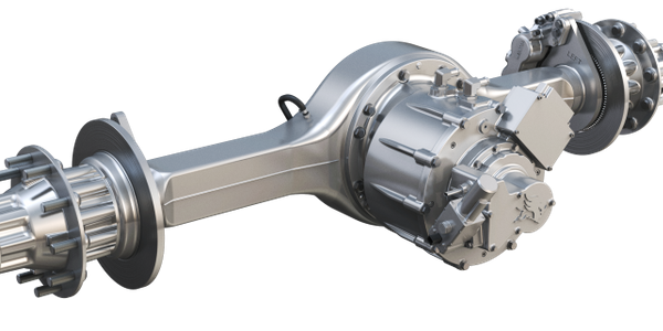 Meritor has 22 electrification programs with global OEMs that is expected to put at least 130...