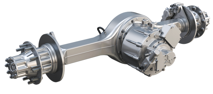 Meritor has 22 electrification programs with global OEMs that is expected to put at least 130 fully electric medium- and heavy-duty commercial trucks on the road through 2020.