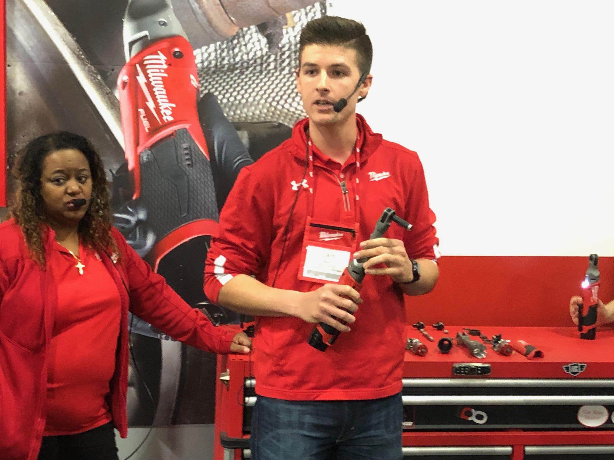 Milwaukee Tool Moves into New Markets