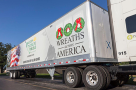 Modagrafics Joins With Wreaths Across America to Support Military Veterans