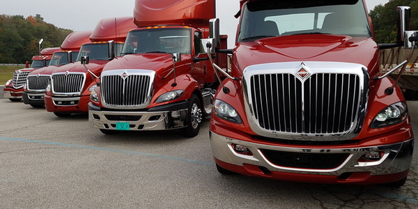 "Navistar said its improved financial profile provides it with ""additional flexibility as we work..."