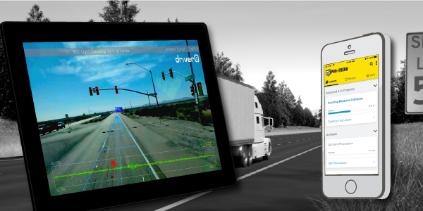 A new, automated driver training system introduced by Instructional Technologies and Netradyne...