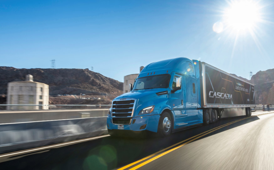 Freightliner Says New Cascadia Has First Level 2 Automation in North America
