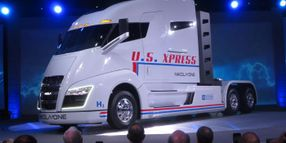 Nikola Sues Tesla, Alleging Electric Truck Patent Infringement