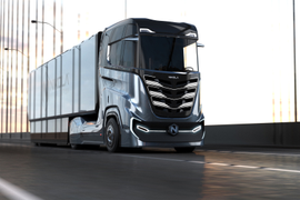 Nikola Plans Electric Road Tractor for Europe