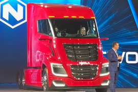 Nikola to Get Injection of $250 Million, Expertise via Partnership with Iveco's Parent