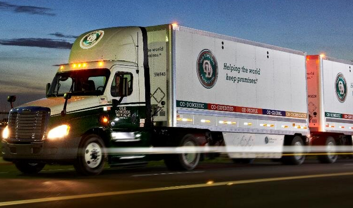Old Dominion Freight Line has announced a general rate increase that it says was necessary to offset rising costs.Photo: ODFL