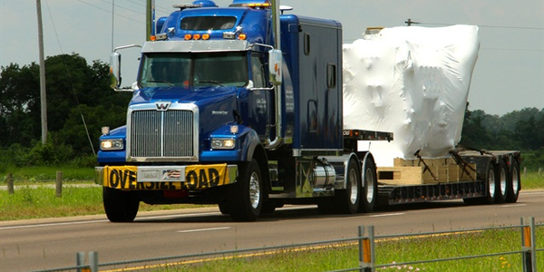 The Federal Highway Administration gave clarification on the definition of an indivisible load,...