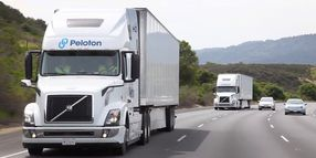 Peloton CEO: Platooning Still Shows Promise for Enhanced Fuel Economy