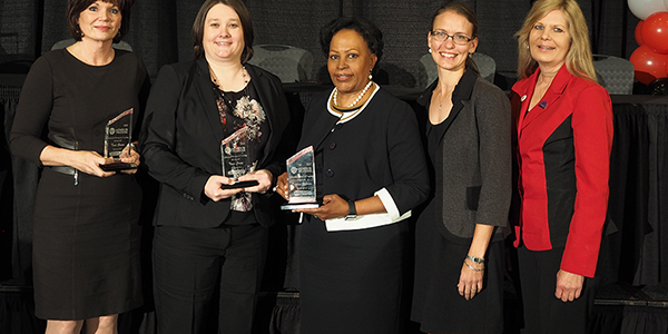 Women In Trucking Association is seeking nominees for its Influential Woman in Trucking Award....