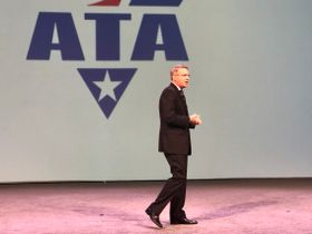 ATA's Spear Details How Fine Art of Policymaking Delivers for Trucking