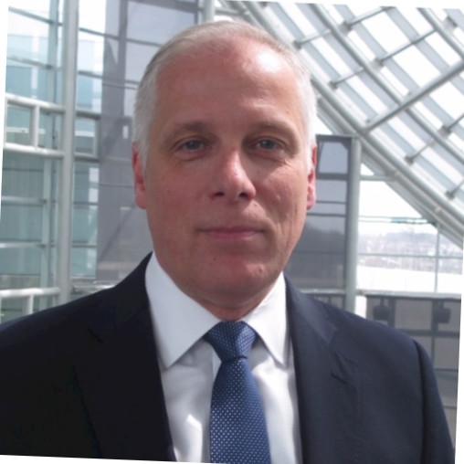 Friedrich Baumann, president of Aftersales at Navistar International. - Photo via LinkedIn
