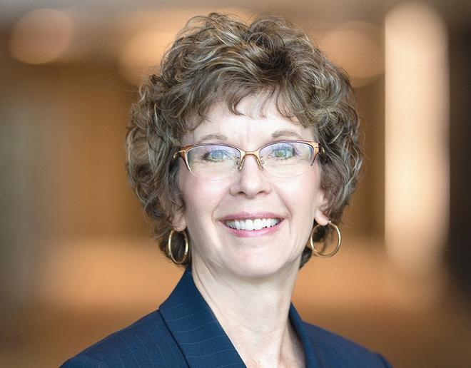 Judy McReynoldsChairman, President and CEO at ArcBest - Photo courtesy ArcBest