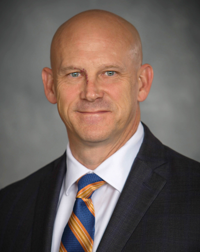 Kent Jones has been appointed SAF-Holland president - Americas. - Photo courtesy SAF-Holland