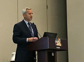 Dave Osiecki, president, Scopelitis Transportation Consulting.