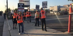 Driver Strike Planned for California Port Truckers