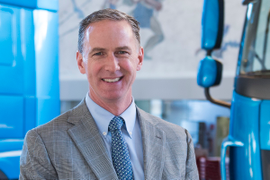 Paccar Names Preston Feight its CEO
