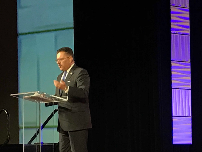 "Ray Martinez, administrator of the FMCSA, asked attendees at Omnitracs's user conference to prepare for the December transition from AOBRDs to ELDs ""now, if you have not done so.""