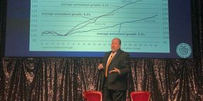 Economic Growth Ahead at Trend Level, Says Economist at Aftermarket Event