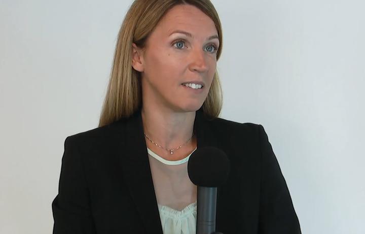 Helene Svahn replaces Ake Bengtsson as Haldex CEO as the company focuses on innovation and efficiency.  - Screenshot via Haldex