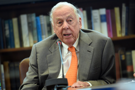 Oil Tycoon and Natural Gas Advocate T. Boone Pickens Dies at 91