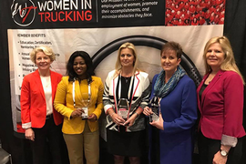 Nominations Open for 2019 Influential Woman in Trucking Award