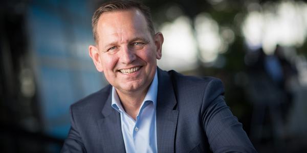 Peter Voorhoeve, President of Volvo Trucks North America effective Sept. 1, 2018.