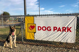 Love's Adds Dog Parks for Truckers that Love Dogs