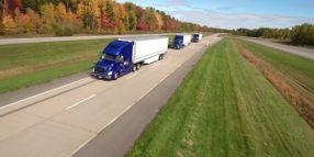 Autonomous Trucks Could Radically Transform U.S. Logistics Within a Decade