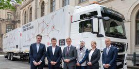 Truck Platooning Pilot in Germany Deemed Runaway Success