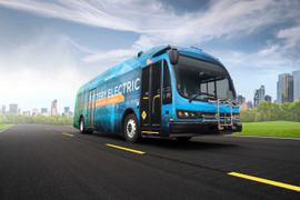 Proterra Offers Turnkey Management for Battery-Electric Vehicles