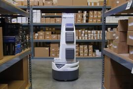Ryder Rethinks Smart-Warehouse Concept