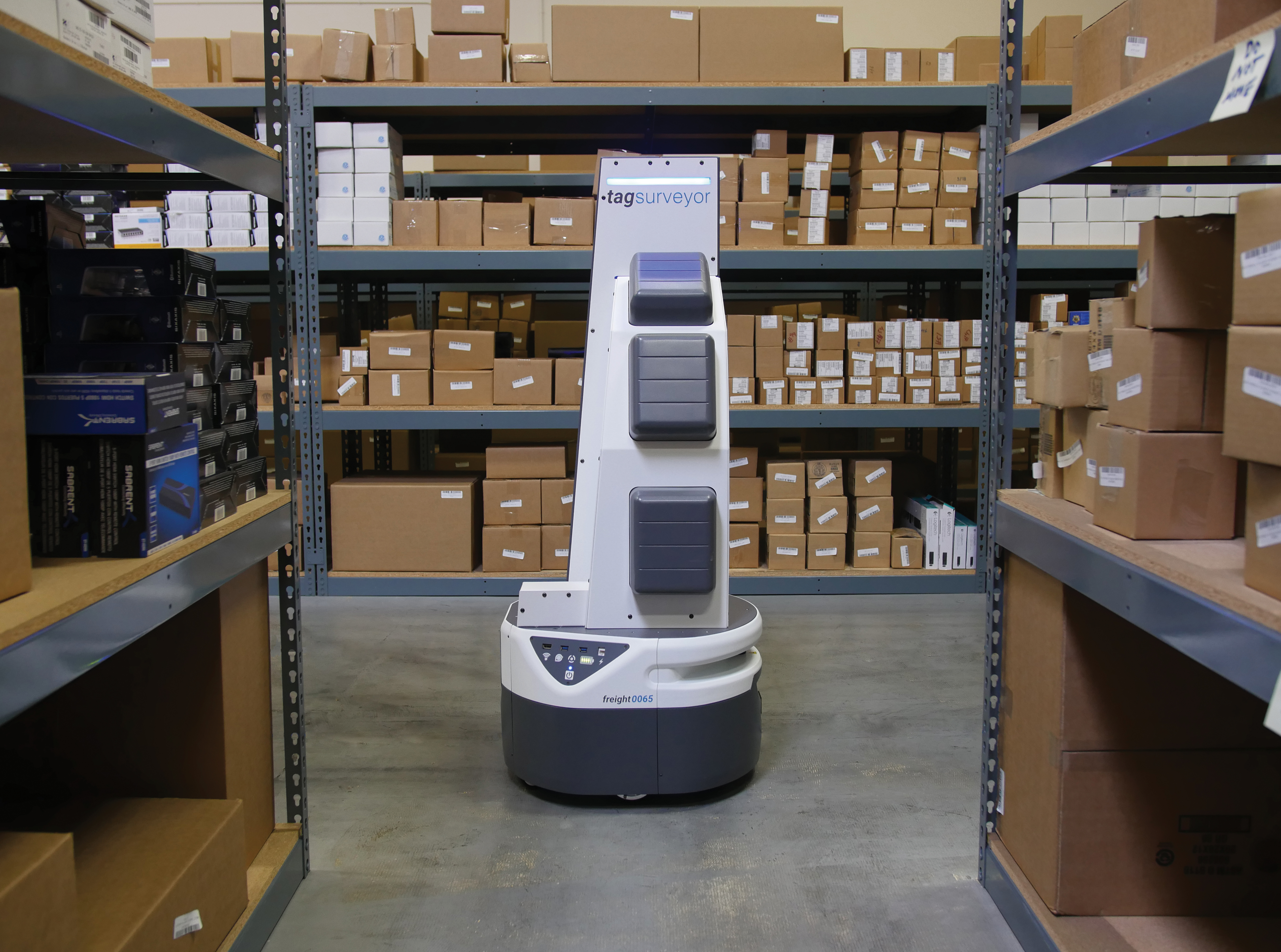 Ryder Rethinks Smart Warehouse Concept Fleet Management