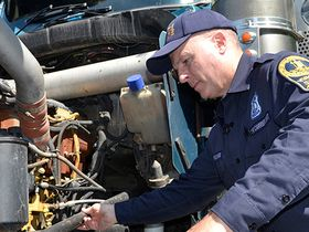 Over 12,000 Trucks Put Out of Service in Roadcheck Inspection Blitz