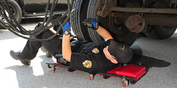 During the unannounced CVSA Brake Safety Day, inspectors placed nearly 1,600 trucks out of...
