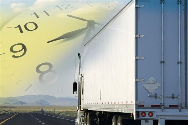 The Teamsters union is challenging the FMCSA's decision to preempt California's rest and meal break rules for truck drivers.
