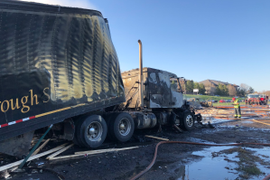 CVSA Wants Congress to Fund New Truck Crash Causation Study