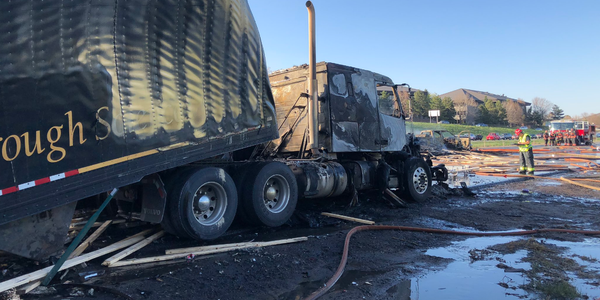 Truck driver Rogel Lazaro Aguilera-Mederos could face prison time for causing a 28-car crash in...