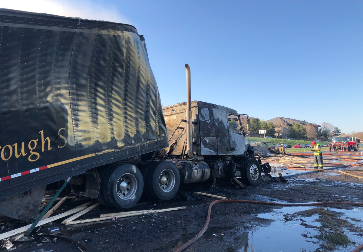 Truck Driver Could Face Prison Time for Fatal Colorado Crash
