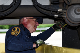 CVSA Schedules Brake Safety Week for Mid-September