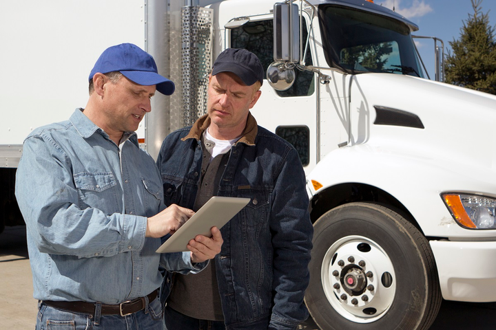Heavy Duty Trucking magazine is hosting a free webinar on Sept. 19, to help fleets better understand the enforcement of electronic logging devices enforcement and offer best practices from a compliance perspective.  - Getty Images