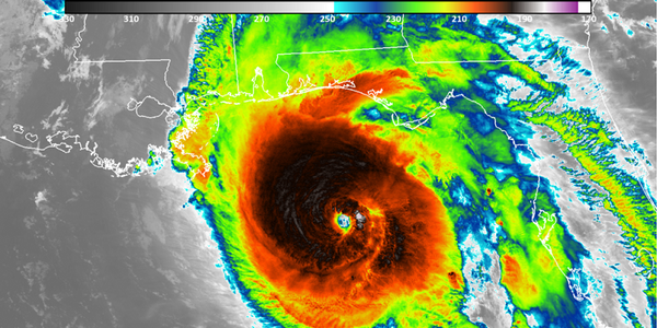 Hurricane Michael is expected to hit the Florida Panhandle with winds of up to 150 mph.