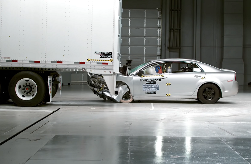 Major Trailer Makers Score Top Underride Guard Rating