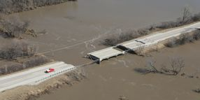 FMCSA Issues Emergency Declaration for Historic Midwest Flooding