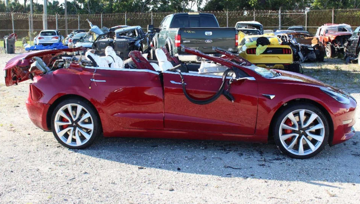 NTSB Findings Suggest Tesla's Autonomous Control Activated During Fatal Crash