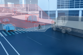 ZF Develops Dual Lens Camera for ADAS, Autonomous Systems