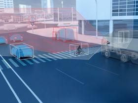 ZF Develops Dual Lens Camera for ADAS, Autonomous Systems