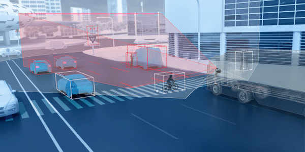 ZF says its new Dual-cam system is an important part of Level 2 autonomous features used in...